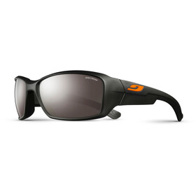 Julbo Whoops Spectron 4 Lunettes de soleil, matt black-brown flash silver